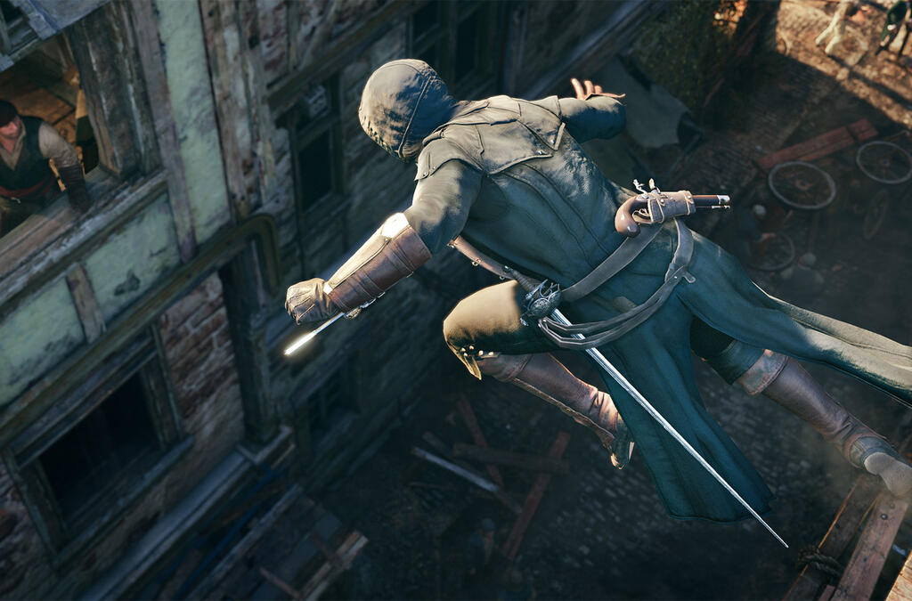 Assassin's Creed Unity und Rogue