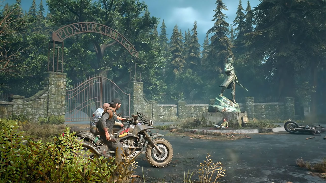 Days Gone PS4 vs PS4 Pro: Performance/ Frame-Rate Tests