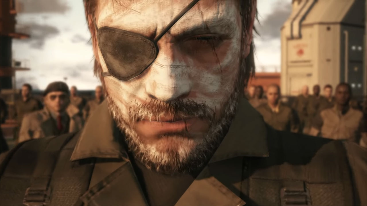 Metal Gear Solid V - The Phantom Pain - E3 Trailer 2014