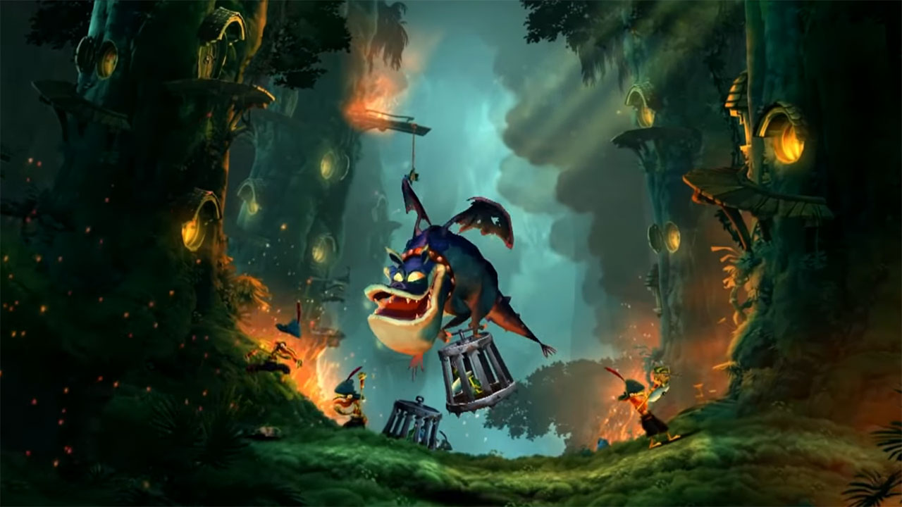 Rayman Legends - Gameplay Trailer