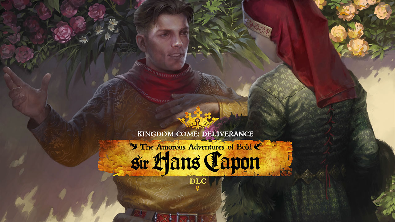Kingdom Come: Deliverance - Amorous Adventures