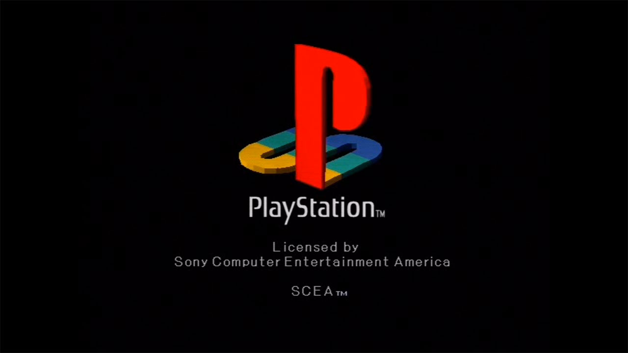 Sony PlayStation Boot Screen