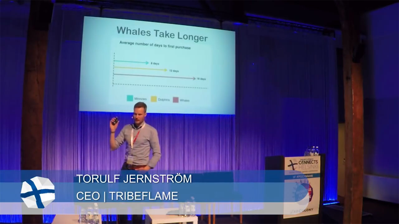 Let's go whaling: Tricks for monetising mobile game players with free-to-play