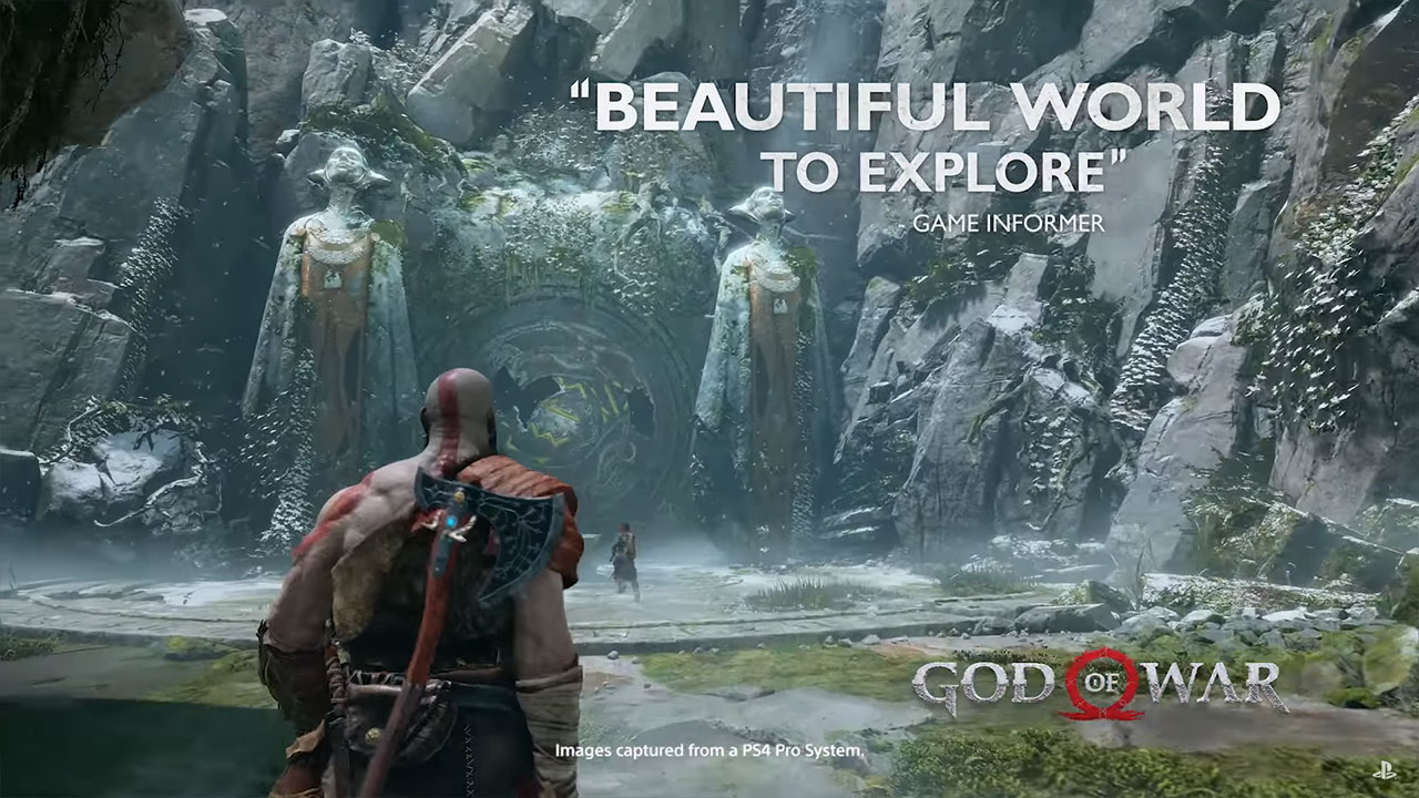 God of War – Accolades Trailer