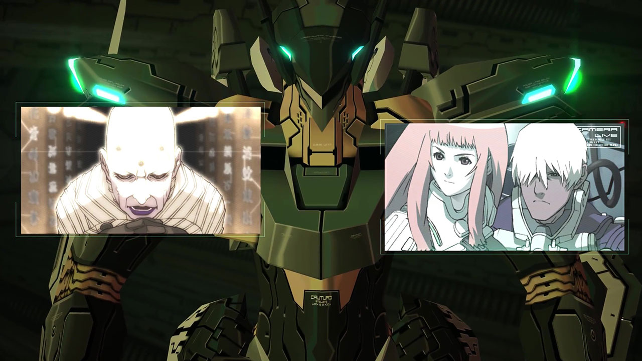 Zone of the Enders: The 2nd Runner M∀RS - Debut Trailer