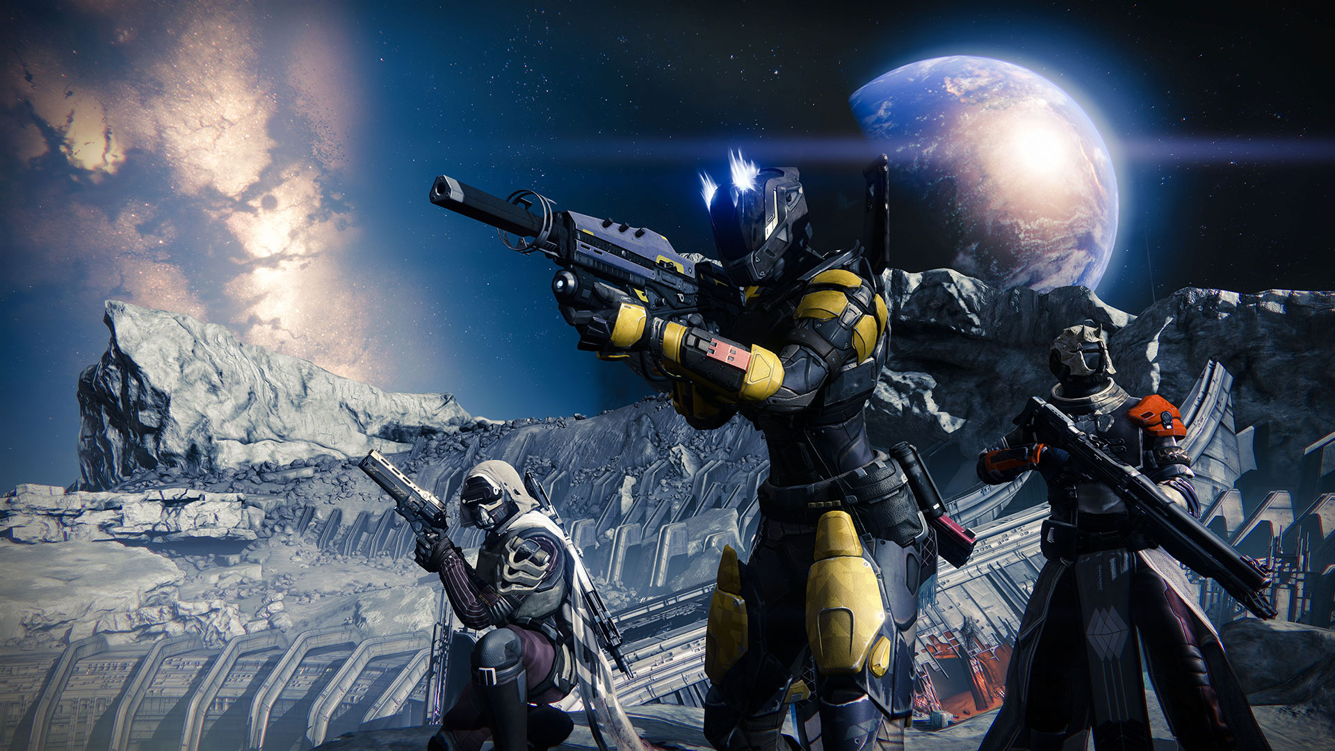 Halo 5: Guardians und Destiny