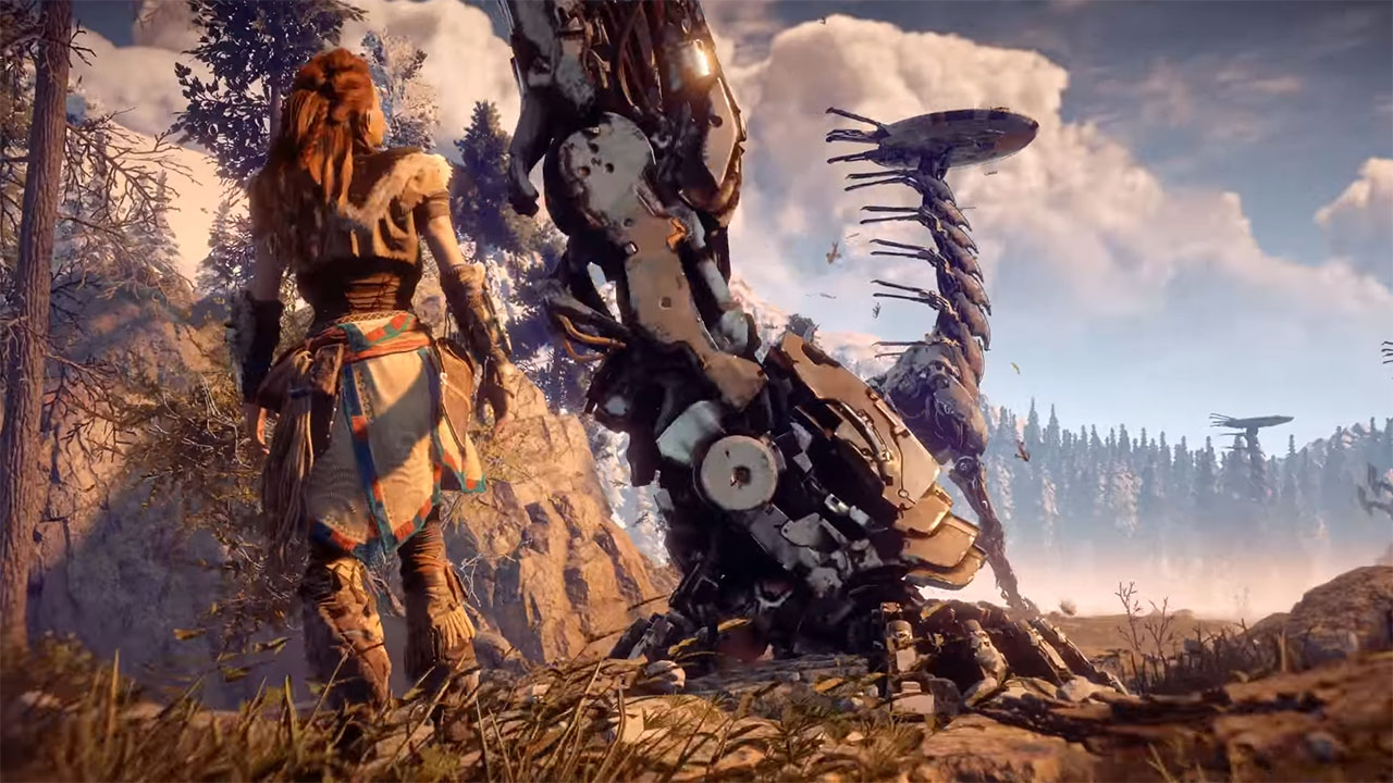 Horizon Zero Dawn - E3 2016 Trailer