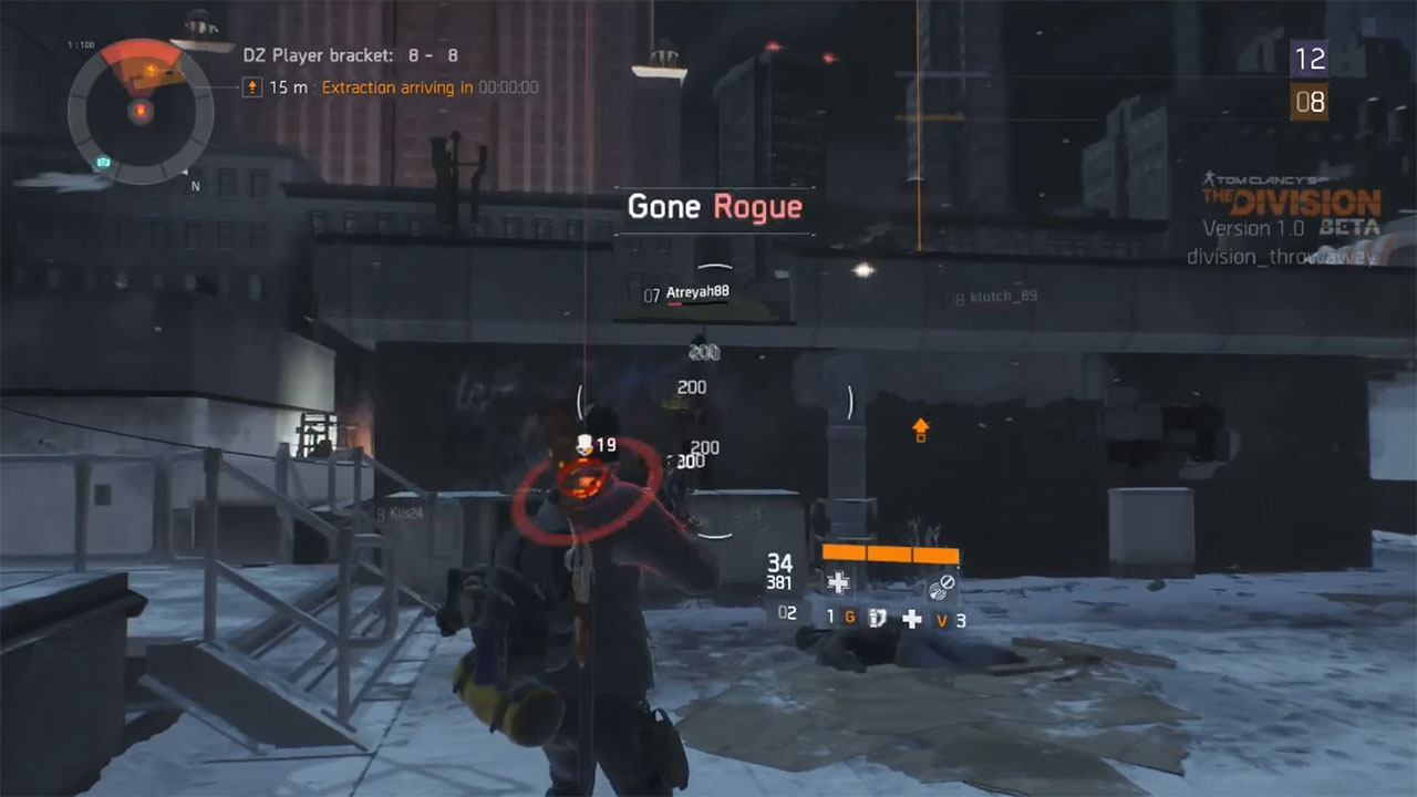 The Division BETA Hacking POC - Speedhacking/Desyncing via Clientside